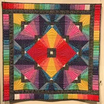 Lapptäcken – The American Quilt